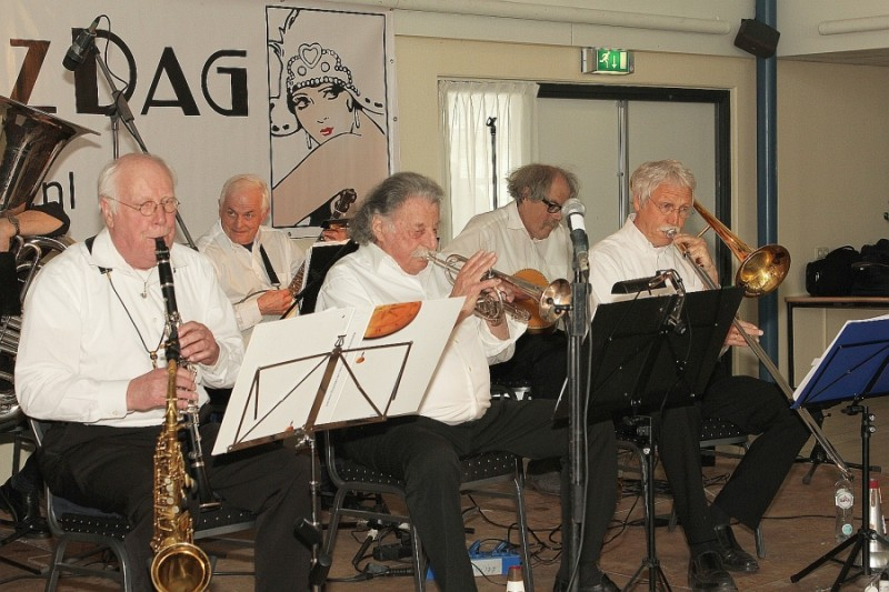 50 Blue River Jazz Band