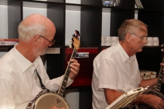162e Holland Banjo band
