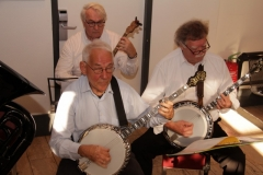 162f Holland Banjo band