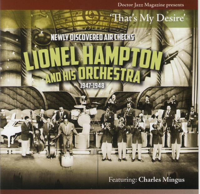 Lionel Hampton Lionel Hampton